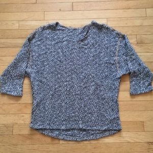 American Apparel Sweater Top One Size